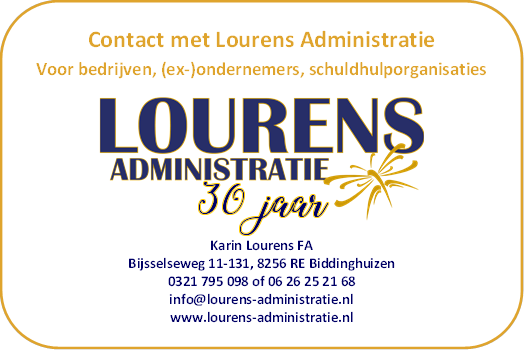 Karin Lourens Fiscaal Adviseur